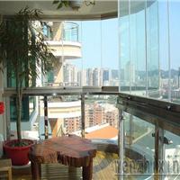 广州厂家热卖  豪华阳台窗 铝合金折叠窗