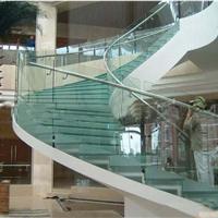供应深圳旋转玻璃扶手加工制作厂家