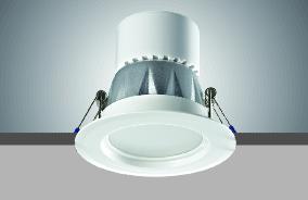 三雄极光LED星际2筒灯射灯