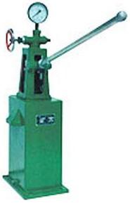 供应2CY型手动试压泵