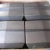 供应上海龙门铣床导轨钢板护罩生产厂家