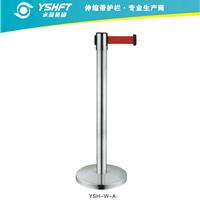 供应伸缩带栏杆座 不锈钢材质栏杆