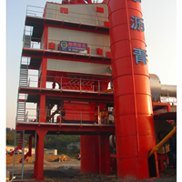 供应鑫海路机QLB-4000型沥青混凝土搅拌站