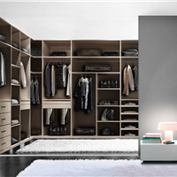 上海翰诺威上海定做衣柜小型衣帽间性价比高