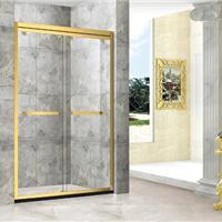 供应钢化玻璃门2015新款不锈钢淋浴门