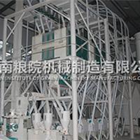 面粉60吨机组成套设备|新型面粉机