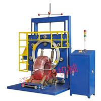 地暖管缠绕包装机,PE-RT管缠绕包装机