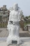 厂家直销寺庙景区神话人物八仙过海工艺石雕