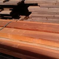 厂家供应广州南美菠萝格防腐木户外木地板