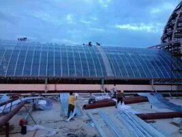 供应防老化PC阳光板|防紫外线阳光板