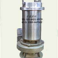 威海安泰泵业提供最新不锈钢潜水排污泵报价