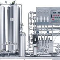 供应0.25吨0.5吨纯化水设备 小型纯化水设备