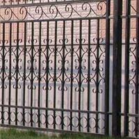 铁艺围栏加工安装 天津铸铁围栏