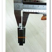 幕墙陶土板干字型铝合金挂件连接件 2MM厚