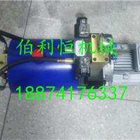 供应中联HZS60P搅拌站配件,液压泵站