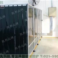 默邦品牌专业生产焊接防护光屏风