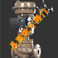 供应进口蒸汽气动调节阀