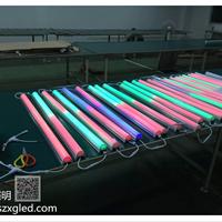 谐光照明 LED七彩护栏管 高亮度变化数码管