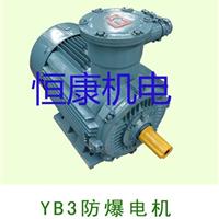 供应YB3系列隔爆型三相异步电动机