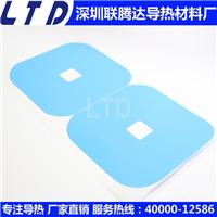 高导热硅胶垫片|导热绝缘硅胶垫|电池导热垫