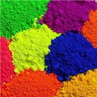 彩色荧光粉颜料 荧光粉耐温颜料 注塑荧光粉