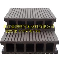 塑木地板、木塑地板