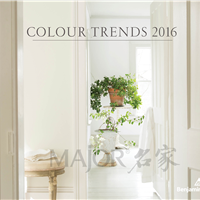 本杰明摩尔发布2016流行色趋势:简单的白色