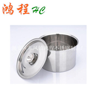 供应不锈钢味盅调料缸带盖味盅规格价格