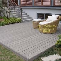 浙江木塑厂家 木塑地板 塑木护栏