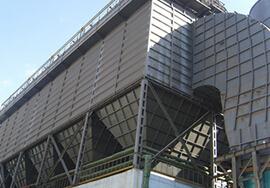 承接大型电厂除尘改造工程