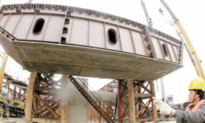 供应钢箱梁配重混凝土