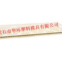 600mm宽木塑贴墙板模具