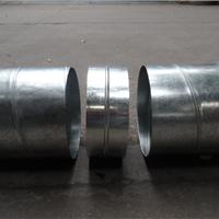 镀锌螺旋风管加工  0.5米~6米长度均可定做