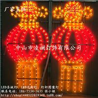led灯杆造型灯/广告图案灯/灯画造型隧道灯