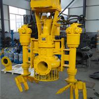 挖掘机液压驱动潜水泥砂泵,泥浆泵,污泥泵