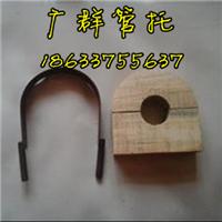 空调管道木托