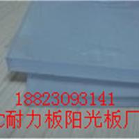 供应PC耐力板-耐力板厂家-美丽坚耐力板