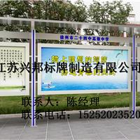 供应南昌宣传栏、导向牌、宣传灯箱