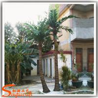 供应仿真椰子树 玻璃钢椰子树 假树定做