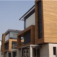 易科美德环保建材易美低碳木纹墙板