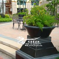 打折促销石雕花钵 公园广场花盆 美化花盆