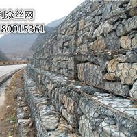 防腐蚀镀锌石笼网 护坡护岸格宾垫