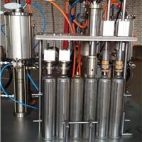 鑫达加工定做,多功能气雾剂泡沫胶灌装机
