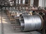 河北厂家直供镀锌钢丝,价格可议,欢迎洽谈