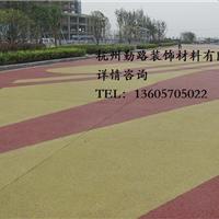 浙江金华透水地坪ql-526排水路面施工工艺