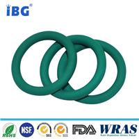 生产12*3硅胶O型圈 耐高温标准件