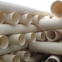 供应PVC-U波纹管