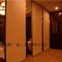 厦门餐厅移动隔断屏风墙专业厂家