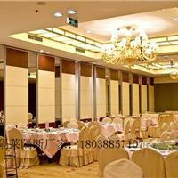 牡丹江市酒店活动隔断屏风移门厂家