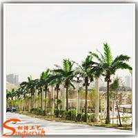 海南岛风情椰子树 玻璃钢材质假椰子树 厂家
